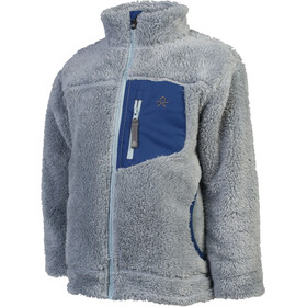 Color Kids Katimbo Fleece Jacket Kids Dusty Blue